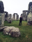 Standing at the Center of Stonehenge